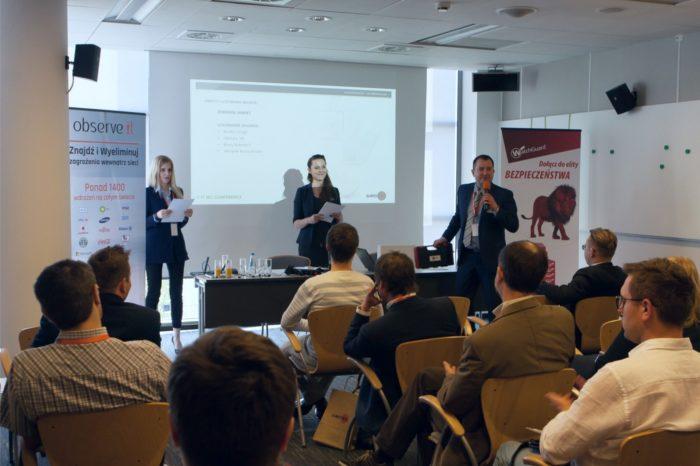 Wysoka frekwencja IV edycji konferencji partnerskiej IT SEC 2017 potwierdza rosnącą pozycję firmy Bakotech na rynku.