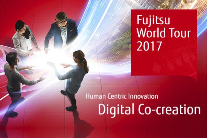 """""""Cyberbezpieczeństwo to dziś poważny problem"""" – wnioski płynące ze światowej konferencji Fujitsu World Tour 2017 w Warszawie."""