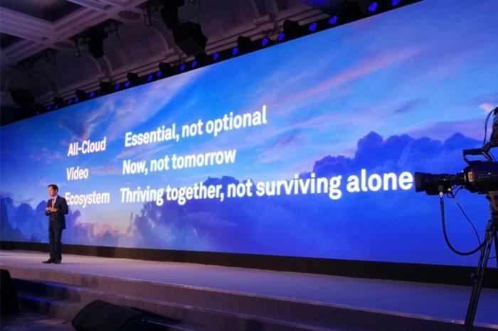 210 milionów użytkowników usług chmury Huawei dla konsumentów - Huawei Consumer Cloud Services w 2016 roku.