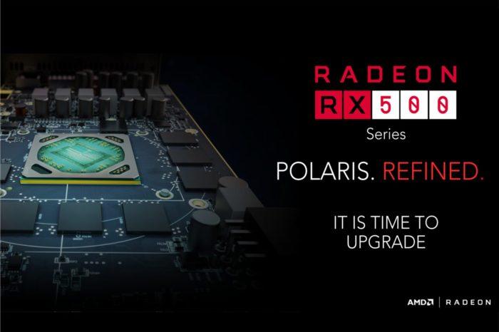 Nowe karty graficzne Radeon™ serii RX 500 - przystępne i przyszłościowe, znakomita propozycja do modernizacji PC.