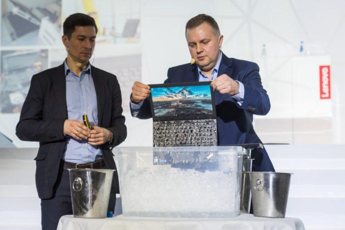 """""""Sprzęt IT w małych i średnich przedsiębiorstwach w Polsce"""" - Niepokojące wnioski z badania przeprowadzonego przez firmę Lenovo."""