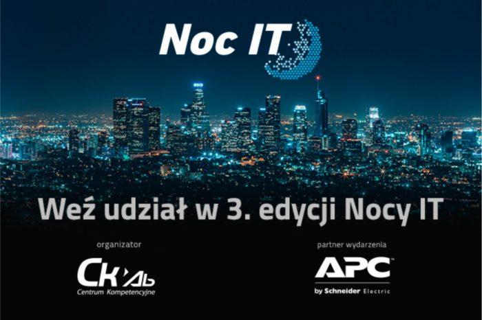 """II edycja """"Nocy IT - Wrocławskie spotkania z technologią"""" organizowana przez Centrum Kompetencyjne AB S.A. za nami."""