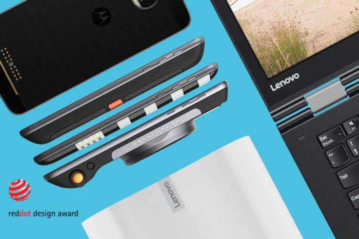 Lenovo zdobywcą 21 nagród Red Dot Design Award za design produktów. Inspirujące wzornictwo produktów – od konceptu do produkcji.