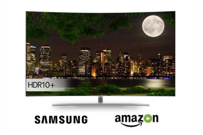 Samsung i Amazon Video wprowadzają pierwszą usługę streamingu wideo, która wykorzystywać będzie technologię HDR10+.