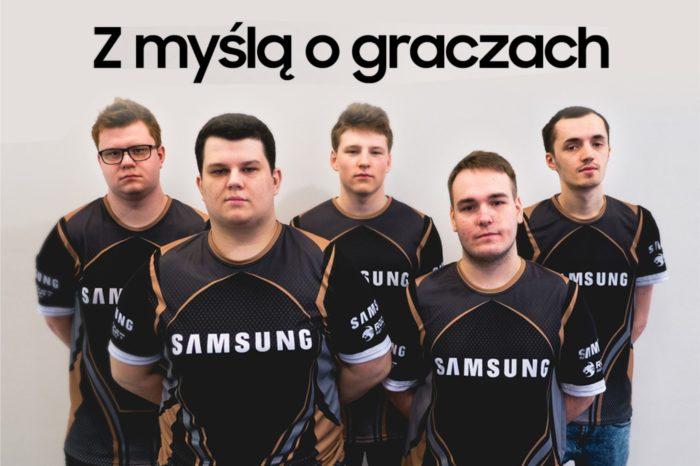 Samsung wraca do e-sportu i prezentuje drużynę Samsung4Gamers by Inetkox, debiut na turnieju Let's Play Częstochowa 2017 w świetnym stylu.