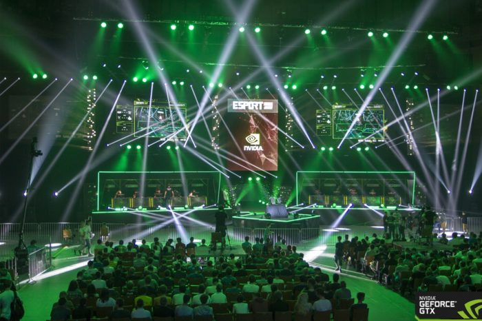 Startuje międzynarodowy turniej NVIDIA GEFORCE CUP 2017 - zawodnicy powalczą o nagrody w wysokości 30 000 dolarów.