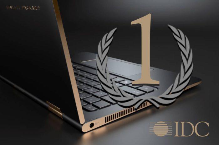 HP liderem sprzedaży komputerów w pierwszym kwartale 2017r., na drugą pozycję spadło Lenovo, trzeci Dell, poza podium Apple.