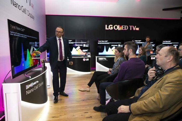 Zapomnij wszystko co wiesz o telewizorach - LG właśnie zaprezentowała w Polsce najnowsze telewizory OLED.