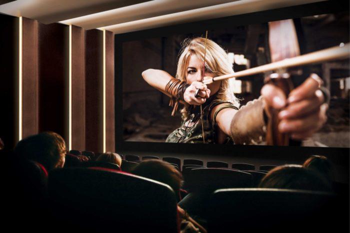 Nowa technologia ekranów kinowych Samsung Cinema Screen, pierwszy na świecie wyświetlacz LED HDR przeznaczony do kina.