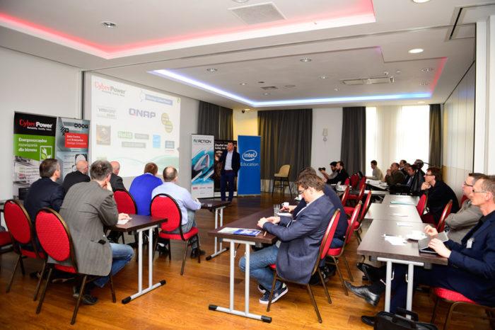 """Konferencja ACTION BYOS 2017 """"Stawiamy na Partnerów"""" - dla klientów i integratorów specjalizujących się w technologiach serwerowych."""