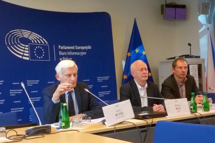 Polskę odwiedziła delegacja komisji przemysłu, badań naukowych i energii (ITRE) Parlamentu Europejskiego.