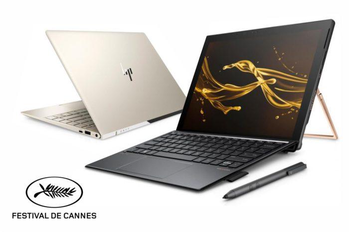 HP na Festiwalu Filmowym w Cannes zaprezentowało nowe komputery PC klasy Premium o niedoścignionej wydajności i unikalnym wzornictwie.