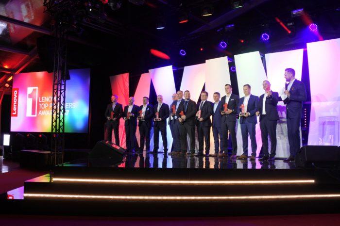 LENOVO nagrodziło swoich najlepszych partnerów, podczas uroczystej gali LENOVO TOP PARTNERS AWARD 2017 (Fotorelacja).