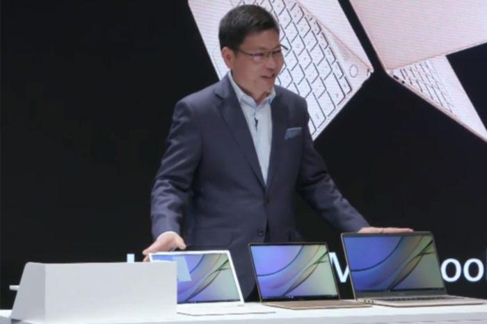 Sprzedaż ultrabooka Huawei MateBook X w październiku w górę aż o 65%, w stosunku do premierowego sierpnia.