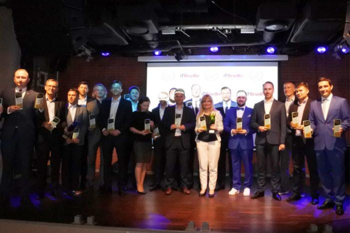 """Uroczysta gala """"Mistrzowie Nowych Technologii"""" w Hard Rock Cafe w Warszawie już za nami. Nagrodziliśmy najlepszych w branży IT!"""