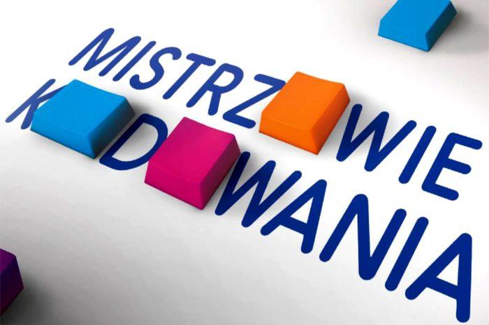 """Weź udział w darmowych webinarach """"Mistrzowie Kodowania"""" - jednego z największych programów edukacyjnych w Polsce."""