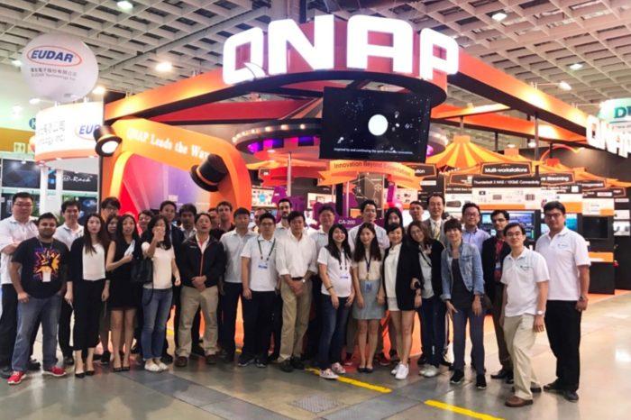 COMPUTEX 2017 - QNAP zaprezentował najnowsze rozwiązania do transmisji wideo na żywo, pracy z multimediami czy technologię QIoT.