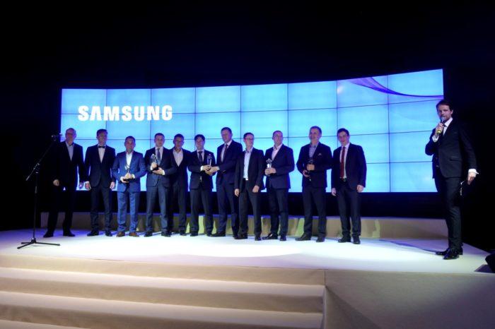 SAMSUNG na uroczystej gali, podczas spotkania z partnerami B2B, nagrodził swoich najlepszych partnerów biznesowych.