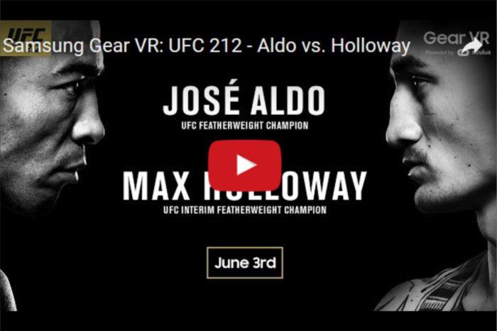 Największe światowe wydarzenia dostępne w wirtualnej rzeczywistości – Samsung ogłasza partnerstwo z UFC®, X-Games i Live Nation.
