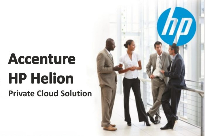 Hybrydowe chmury Accenture Cloud Platform oraz Accenture Hybrid Cloud, zintegrowane z prywatną chmurą HPE Helion OpenStack.