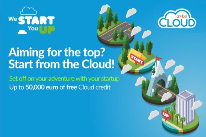 Aruba Cloud prezentuje We START you UP podczas międzynarodowej edycji targów technologii cyfrowych SMAU w Berlinie.