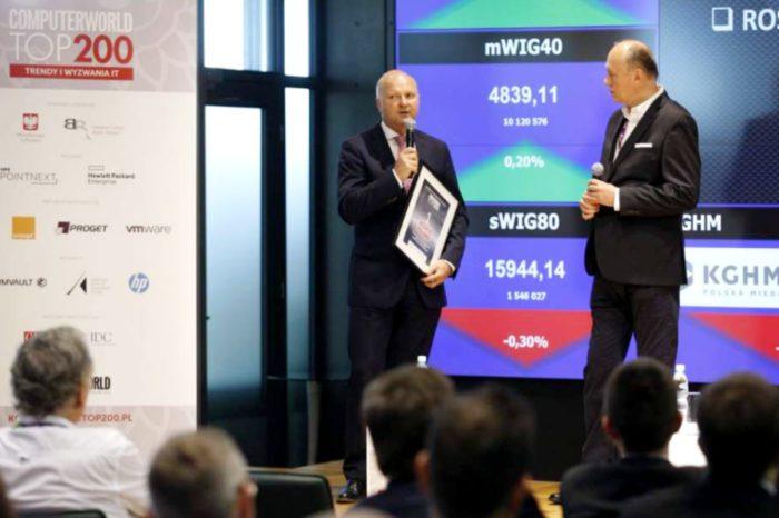 Asseco liderem w aż 10 rankingach w raporcie Computerworld TOP 200, będącego podsumowaniem rynku teleinformatycznego w Polsce.