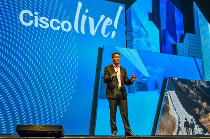 Konferencja Cisco Live 2017 - Nowe programy deweloperskie i szkolenia w celu przyspieszenia wdrożeń swojej nowej, intuicyjnej, uczącej się sieci.