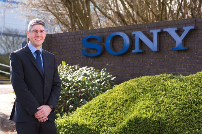Damien Weissenburger nowym dyrektorem Sony Professional Solutions Europe (PSE), stanie na czele działu Sony Digital Cinema 4K.
