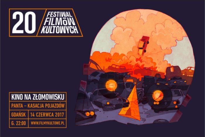 20 edycja Festiwalu Filmów Kultowych, po raz pierwszy w Gdańsku - legendarne obrazy wyświetlane będą z projektorów Epson.