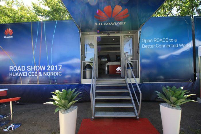 HUAWEI wspiera firmy budując przyjazny ekosystem dla przedsiębiorstw w zakresie cyfrowej transformacji.