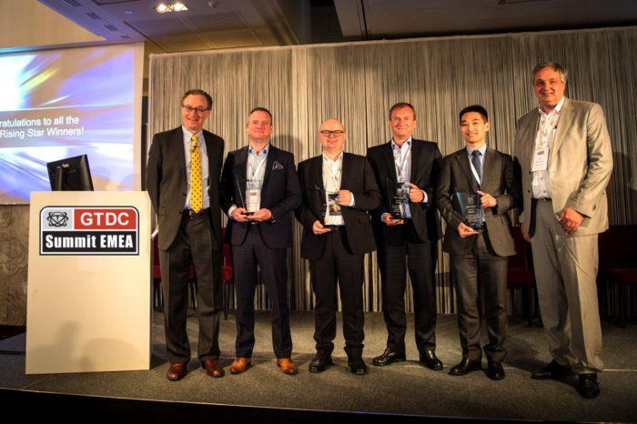 GTDC podczas konferencji GTDC Summit 2017 dla regionu EMEA, ogłosiła tegorocznych laureatów nagród EMEA Rising Star.