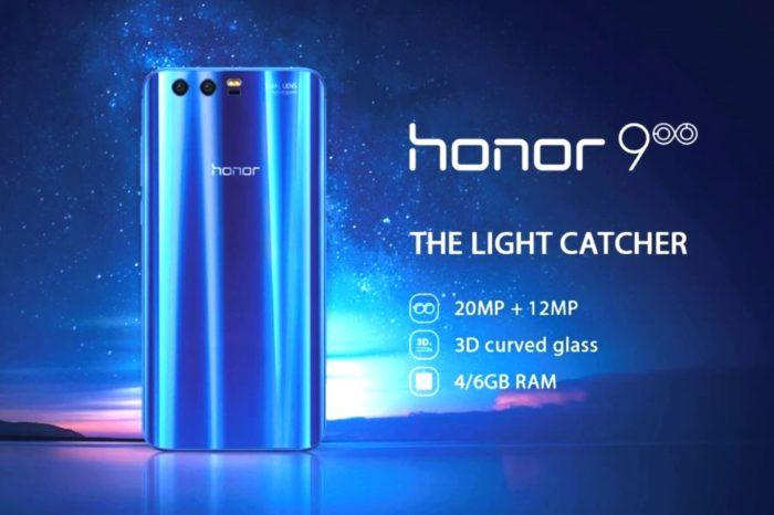 Honor przedstawia flagowy smartfon 2017 roku – Honor 9  Ekskluzywny design i najnowocześniejsza technologia.