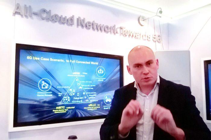 Świat lepiej połączony - konieczna staje się cyfrowa transformacja w chmurze - wnioski z Road Show 2017 Huawei CEE & Nordic.