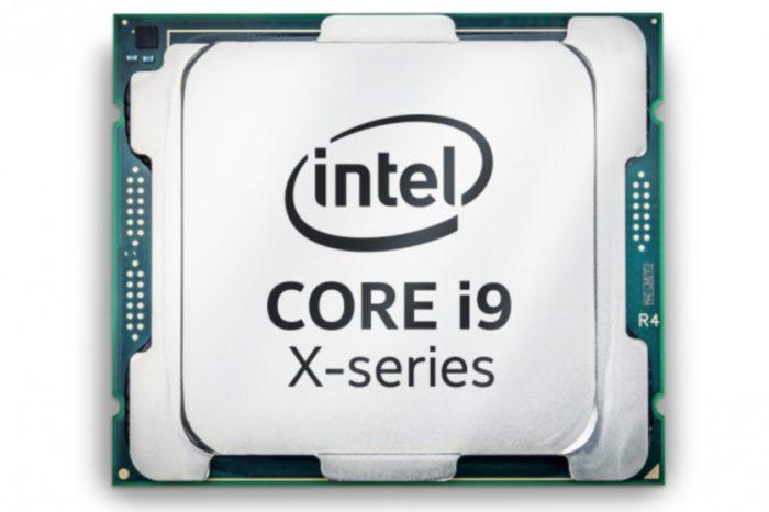 Intel wprowadza nową, najbardziej rozbudową rodzinę procesorów - Intel® Core™ X.