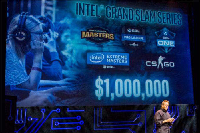 Intel i ESL poinformowały o rozszerzeniu współpracy technologicznej w skali światowej. Intel Grand Slam z nagrodą w wysokości 1 mln USD.
