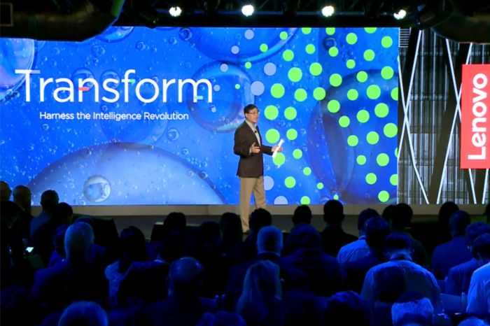 Cyfrowa transformacja przedsiębiorstw, umożliwiająca dalszy rozwój w przyszłości - dzięki współpracy firm Lenovo, Intel i SAP.