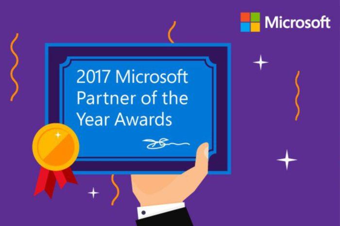 Polskie firmy Sagra Technology i Onex Group uhonorowane przez Microsoft tytułem Partnera Roku 2017 Microsoft w Polsce.