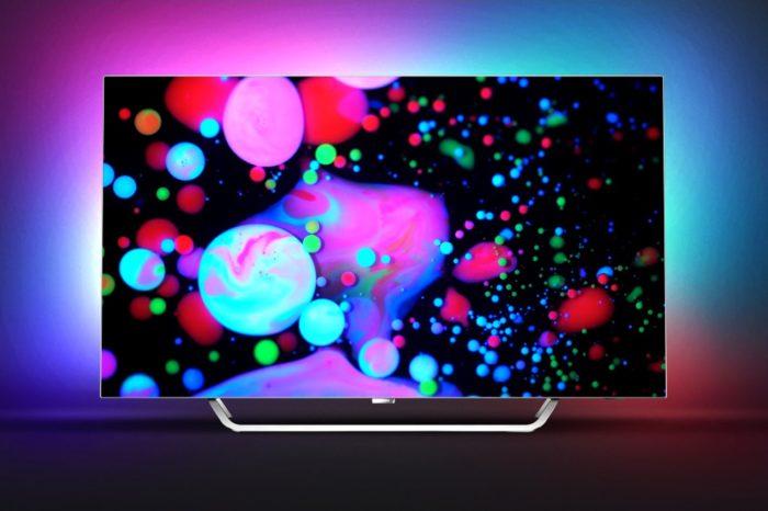 Magia kolorów i najwyższa jakość obrazu. Jedyna na świecie linia telewizorów OLED z systemem Ambilight - Philips OLED 9002.