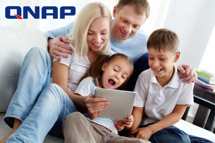 Wakacyjny wyjazd… z podglądem na dom. Prosty patent na bezpieczeństwo - Domowy system monitoringu z kamerami USB i QNAP NAS.