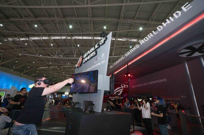ASUS Republic of Gamers podczas Computex 2017 zaprezentował szeroką gamę innowacji związanych z rynkiem gamingowym.