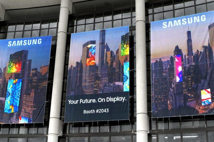Samsung SMART Signage na InfoComm 2017 -  QLED HDR10+, LED HDR, system Tizen 3.0 i zaawansowane systemy audio firmy HARMAN