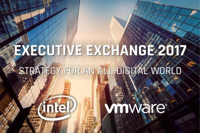 To już dzisiaj, konferencja VMware Executive Exchange 2017, czyli jak forsować zmiany w dobie transformacji cyfrowej?