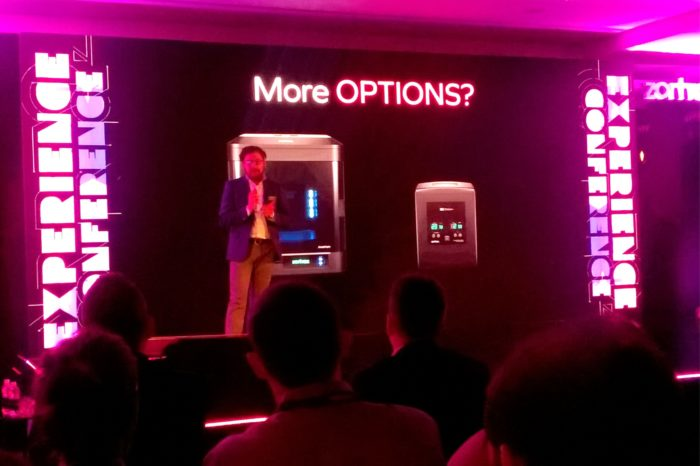 Zortrax podczas konferencji Zortrax Experience dla partnerów z całego globu, poinformował że chce być liderem na globalnym rynku 3D.