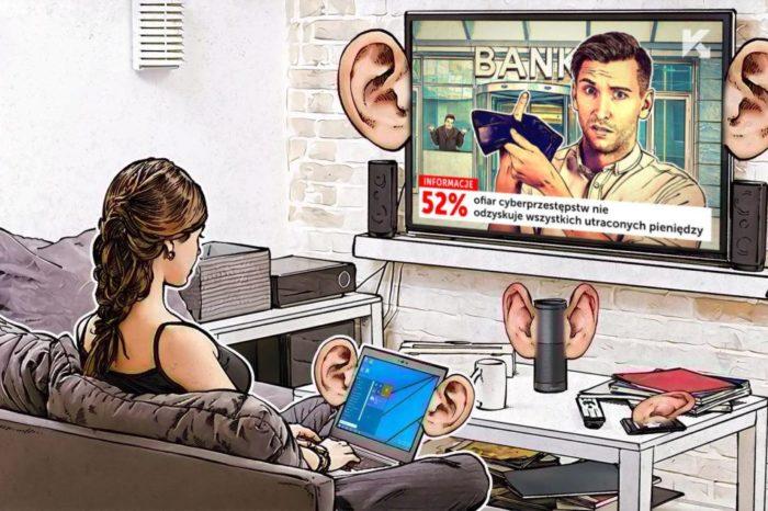 Bezpieczeństwo AV - Kaspersky Lab jako jedyny ochroni przed szpiegostwem audio-video, przy pomocy nowej opatentowanej technologii.