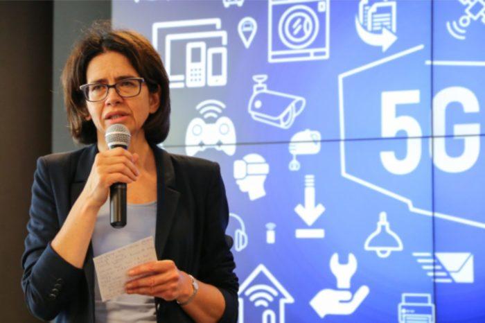 Anna Streżyńska, Minister Cyfryzacji – Chcemy, żeby Polska była europejskim liderem w technologii 5G.