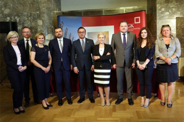 """Bank Gospodarstwa Krajowego z umową z Alior Bankiem na udzielanie """"pożyczek szerokopasmowych"""" ze środków Programu Polska Cyfrowa."""