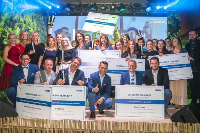Nagroda główna, trzy wyróżnienia oraz wysoka pozycja w rankingu wśród międzynarodowych gigantów IT – Future Processing (FP) z Gliwic.