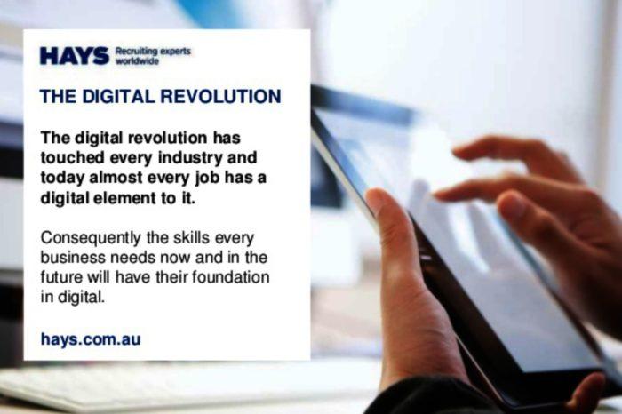 Czy firmy są gotowe na Rewolucję Cyfrową? Postępująca cyfryzacja sprawia, że trzeba radykalnie zmienić sposób działania przedsiębiorców.