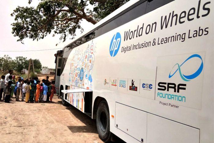 HP Inc. przeznaczy ponad 20 milionów dolarów, aby zapewnić jak najlepsze warunki do nauki, ponad 100 mln najuboższym na całym świecie.