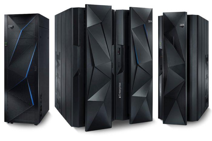 IBM Z najnowsza generacja najsilniejszego systemu transakcyjnego na świecie IBM mainframe wyznacza nowe standardy bezpieczeństwa danych.